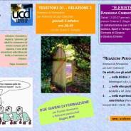 Itinerario di formazione per Referenti Gruppi Catechesi