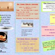 Due Giorni Biblica Diocesana